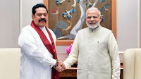 PM OF भारत और श्रीलंका