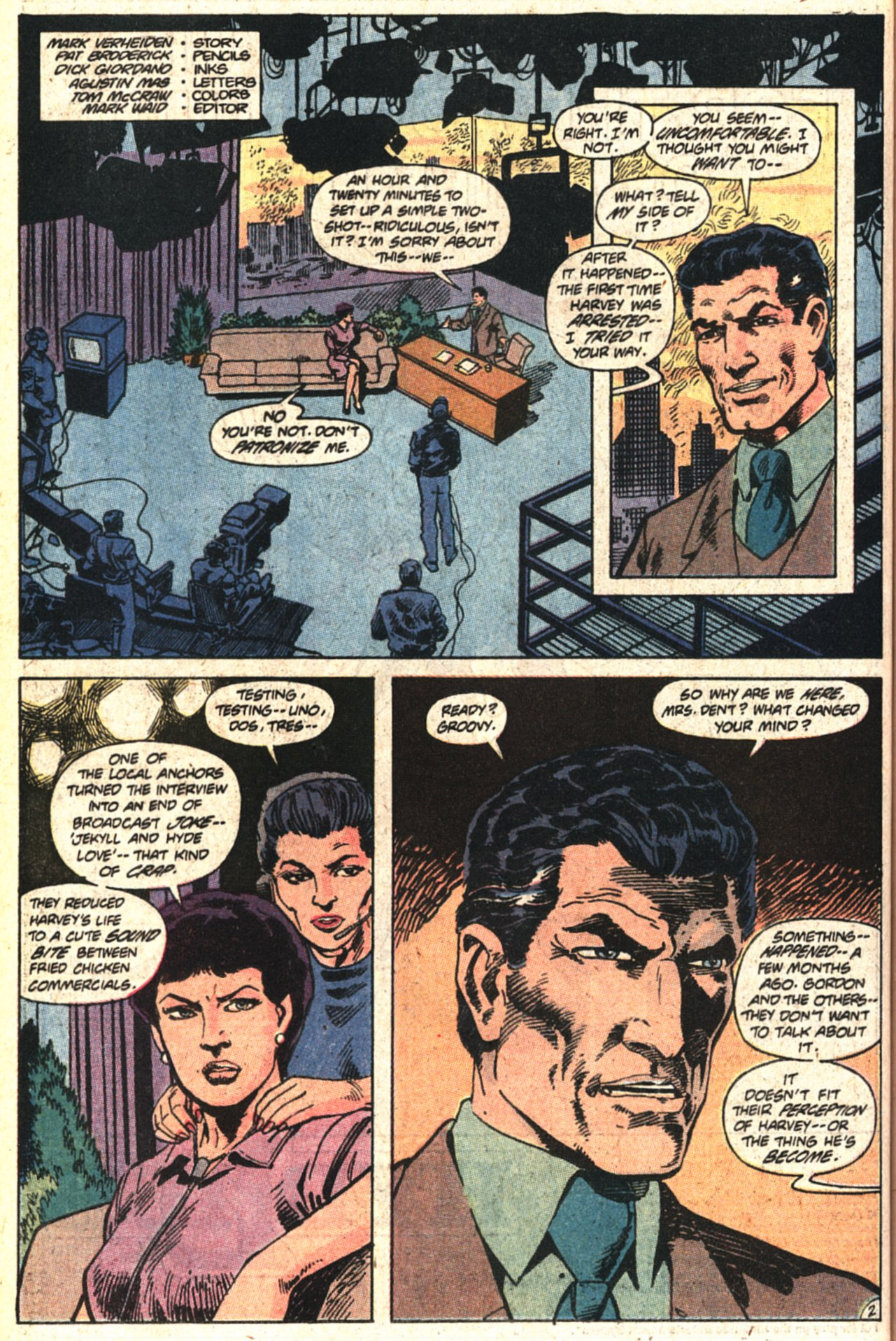 Read online Secret Origins (1986) comic -  Issue # _Special 1 - 39