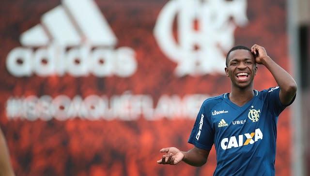 Flamengo vende por R$ 164 milhões jogador de 16 anos ao Real Madrid