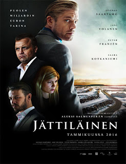 Jättiläinen (The Mine) (2016)
