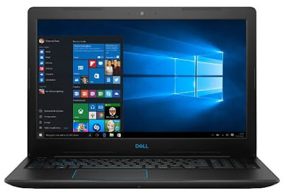 Foto do Notebook Dell G3-3579-A20 Intel Core i7 8750H