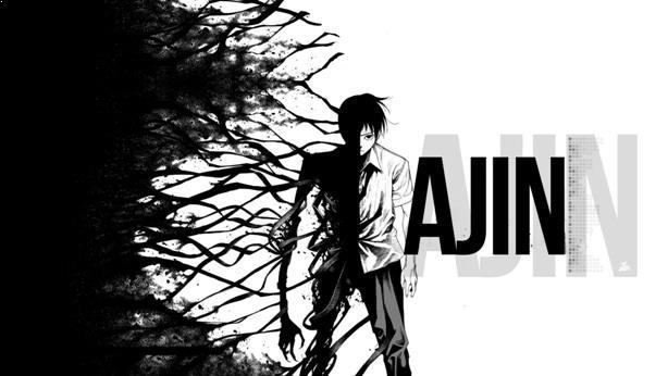 Ajin - Anime Mirip Tokyo Ghoul