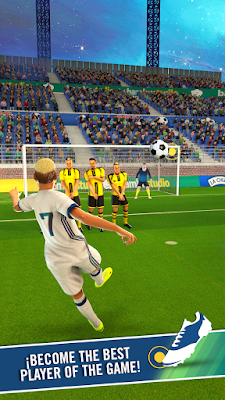 Download Dream Soccer Star V1.5 Mod Apk Terbaru 2017
