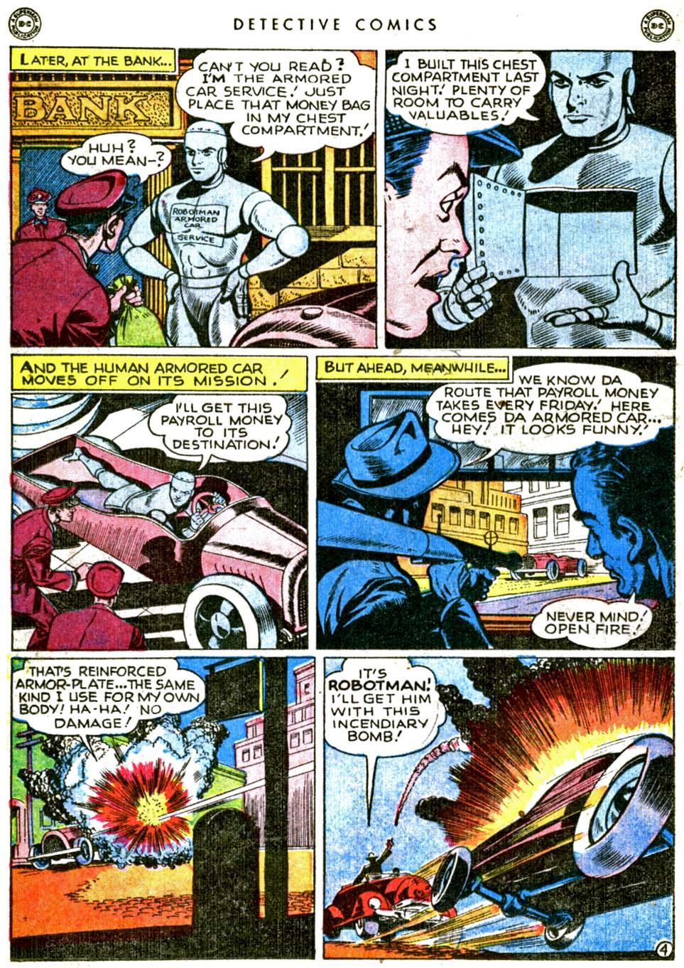 Detective Comics (1937) 144 Page 19