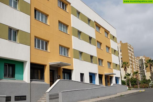 Vivienda ejecuta 23 actuaciones para la reforma, reparación y conservación de viviendas protegidas de promoción pública en diez municipios del Archipiélago