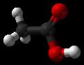 Acetic Acid diagram