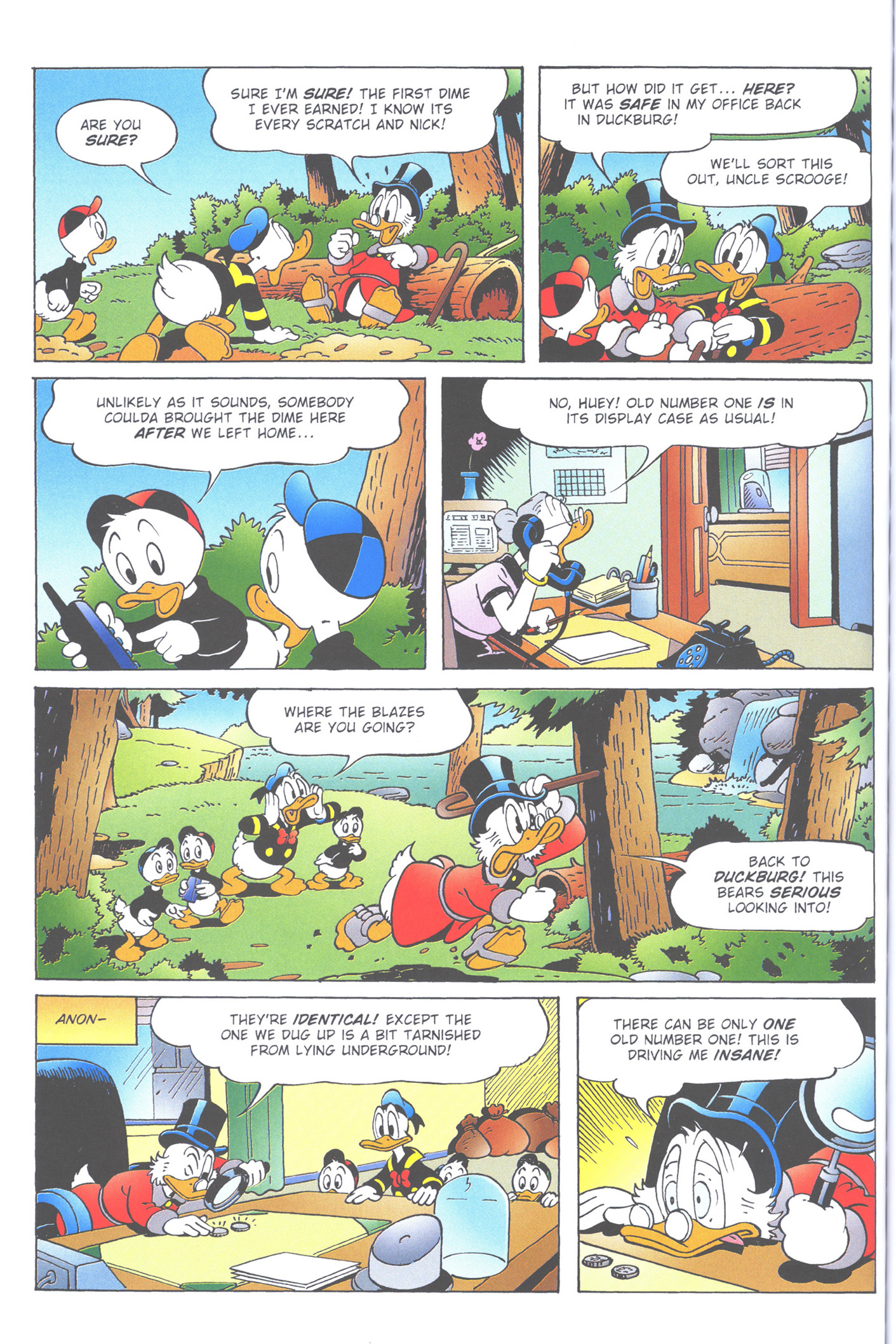 Read online Uncle Scrooge (1953) comic -  Issue #363 - 40