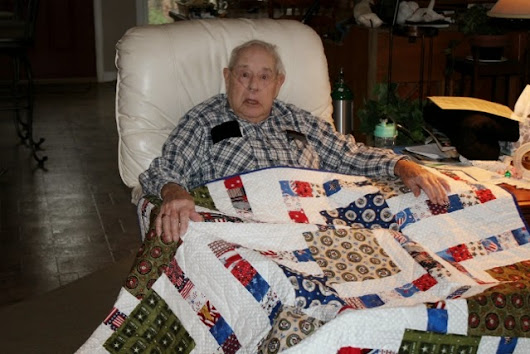 Quilts of Valor Presentations this weekend