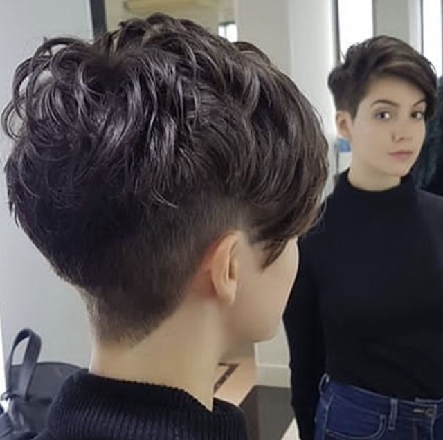 pixie haircuts for women 2019