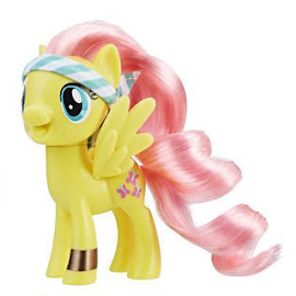 MLP Pirate Ponies Collection Fluttershy Brushable Pony