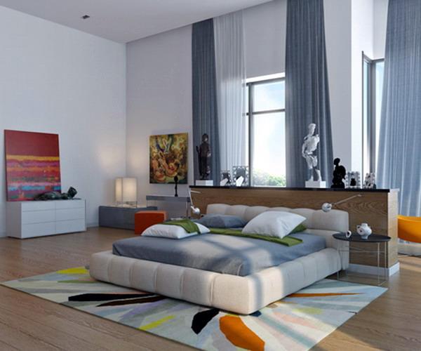 kamar rumah minimalis