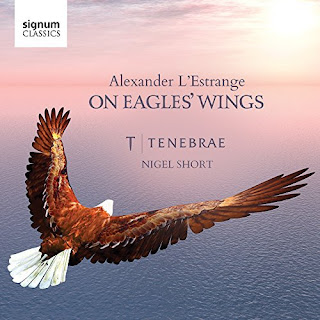 Alexander L'Estrange - On Eagles Wings - Signum