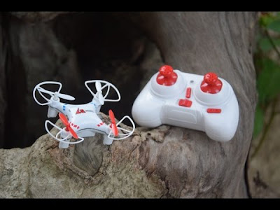 Spesifikasi Drone Lian Sheng LS112 - GudangDrone