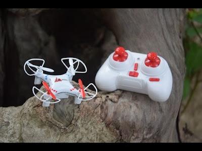 Spesifikasi Drone Lian Sheng LS112 - OmahDrones