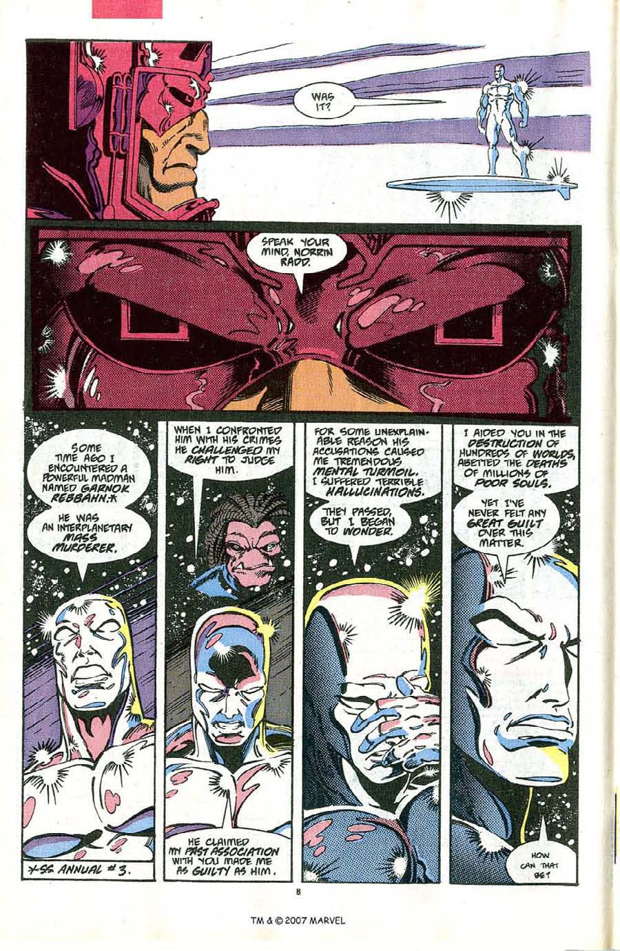 Read online Silver Surfer (1987) comic -  Issue #48 - 10