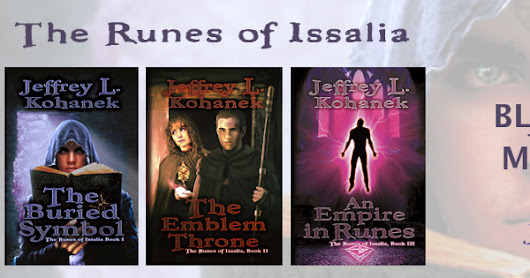 Blog Tour Promo & Giveaway - The Runes of Issalia series by Jeffrey L. Kohanek