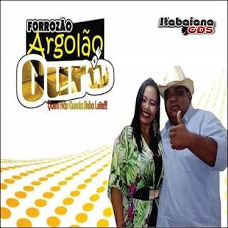 Forrozão Argolão de Ouro - Promocional Março 2016 - Lançamento
