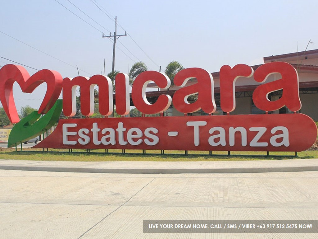 Amenities - Micara Estates House and Lot for Sale Tanza Cavite
