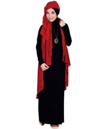 Tren model baju muslim untuk tubuh besar
