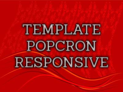 Template Terbaru 2017 Popcorn Blogger Download Gratis