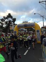 Maratona Teresópolis-Itaipava reúne 250 corredores