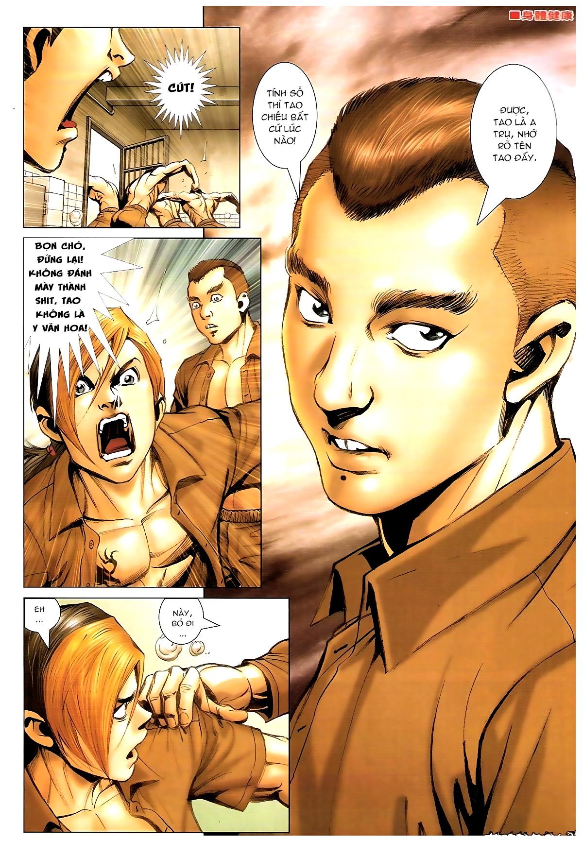 Người Trong Giang Hồ - Chapter 1370: Hào Khí 1 - Pic 25