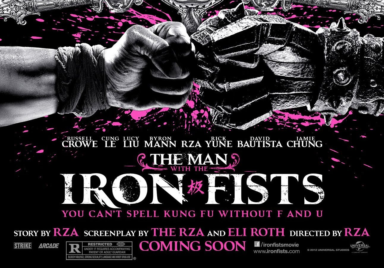 s The Second Red Band Trailer for The Man With the Iron Fists Shows Even More Body Parts Flying