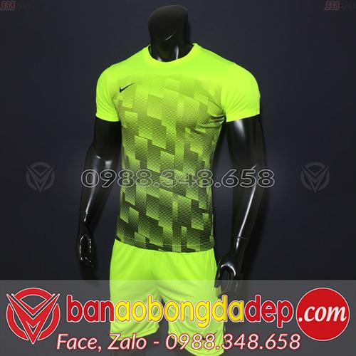 Áo không logo Nike LaMa SPH01 Xanh Chuối