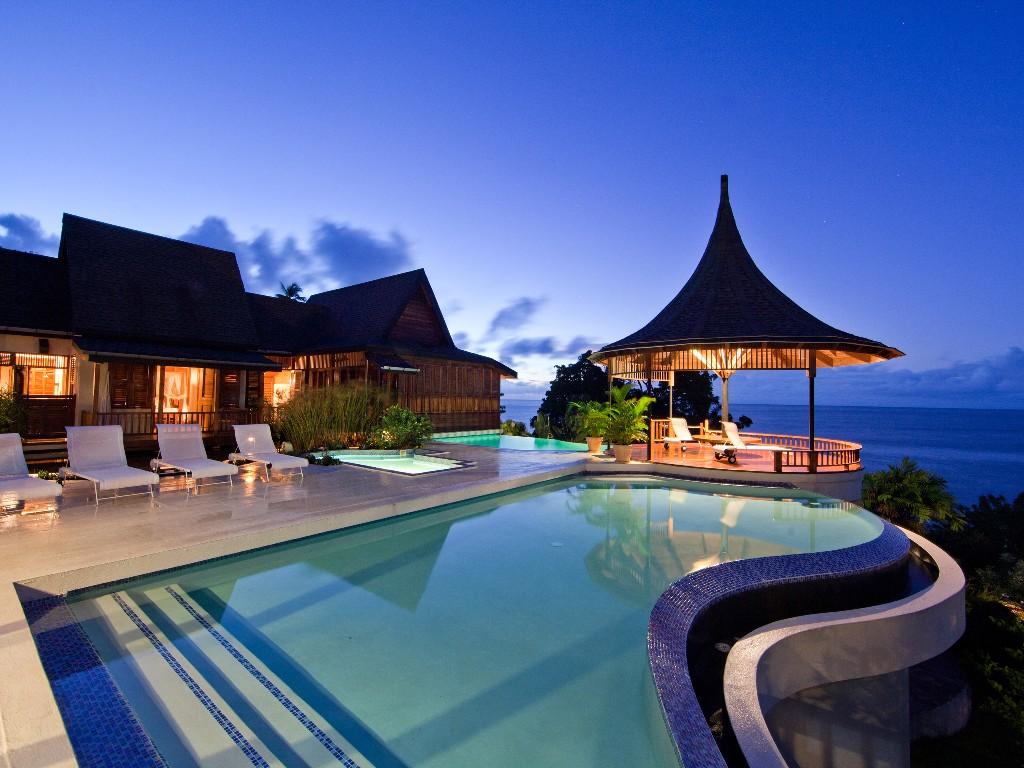 Tobago Wedding Venues: Villa Ohana Luxury Wedding Venue in ...