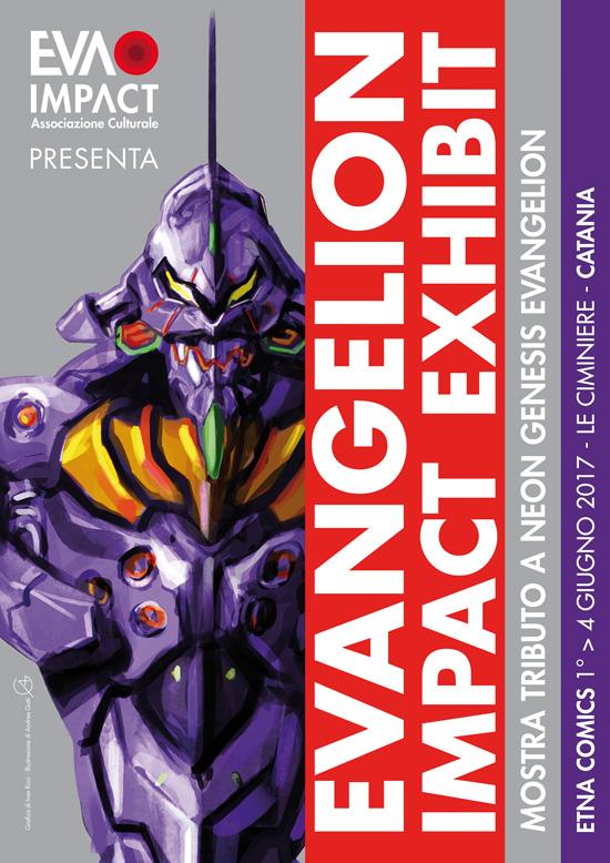 Evangelion Impact Exhibit