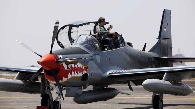 Menko Polhukam : Pesawat Super Tucano Jatuh, Jangan Berspekulasi