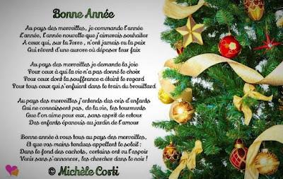 50 Cartes De Joyeux Noël Et Bonne Année 2020 Poésie Damour