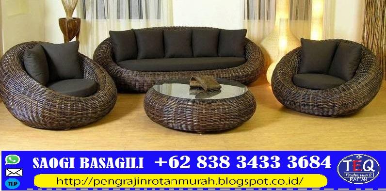 Pabrik Furniture Rotan Furniture Anyaman Rotan Furniture