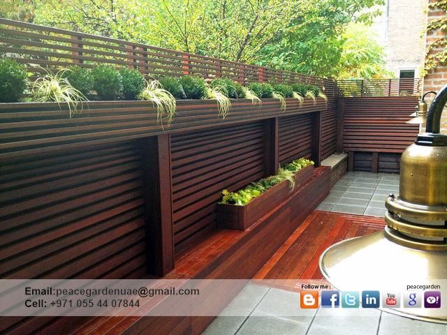 Wooden Planters Manufacturer In Uae We