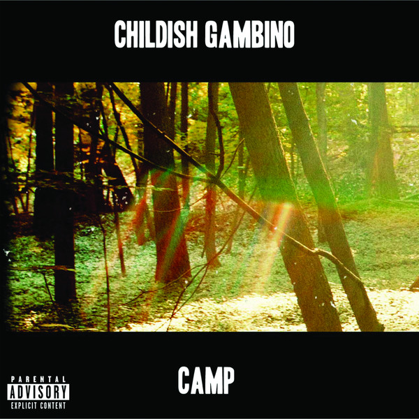 Childish Gambino - Camp Cover