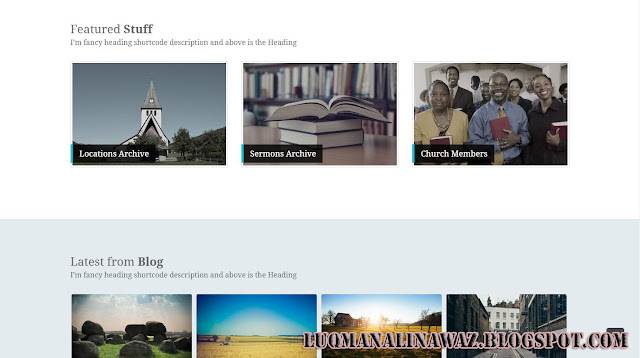 Hopes Wordpress theme free download