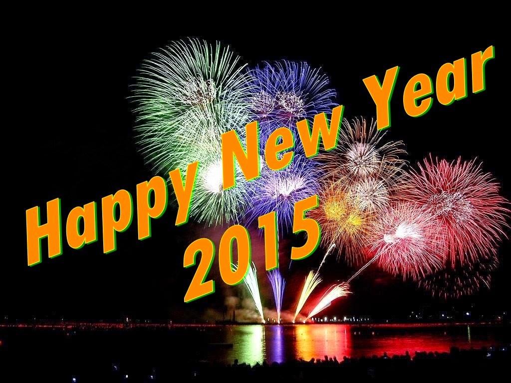 Hobbyku Menulis Blog Selamat Tahun Baru 2015
