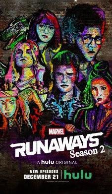 Marvels Runaways S02 Season 2 Complete