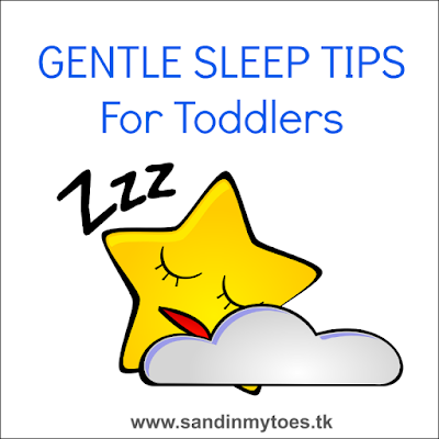 Gentle tips to help your toddler's bedtime go smoothly.