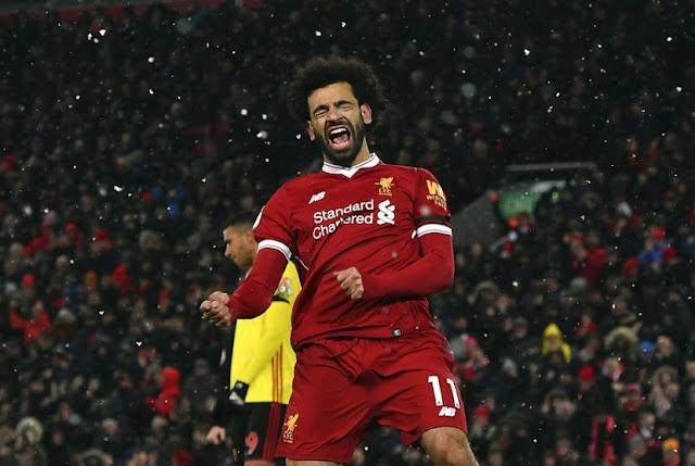 Liverpool Bantai Watford 5-0