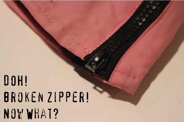 diy zipper pull tutorial super easy seven thirty three. Black Bedroom Furniture Sets. Home Design Ideas