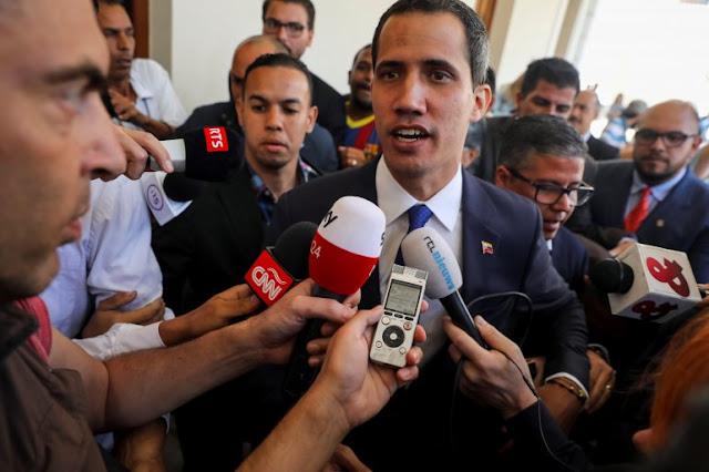 """Guaidó afirmó que para Rusia y China """"es que haya un cambio de gobierno que genere estabilidad"""""""