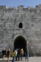 Jerusalem Muren en Poorten