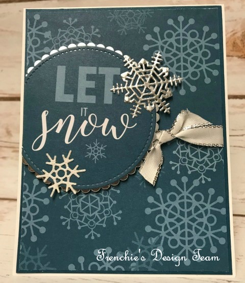 Colorful Season, Stampin'Up!, Frenchie customer appreciation