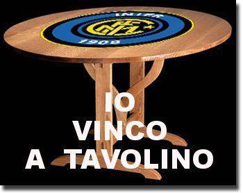 Afbeeldingsresultaat voor inter a tavolino