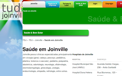 http://tudojoinville.com.br/saude-e-bem-estar/saude-em-joinville/