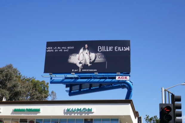 Billie Eilish debut album billboard