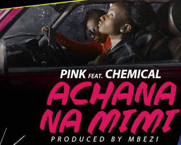 Pink Ft. Chemical - Achana na Mimi