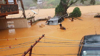 Sierra Leone mudslides: Assistance needed urgently - president