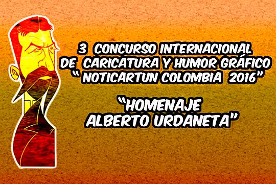 3er Concurso Internacional de Caricatura y Humor Gráfico